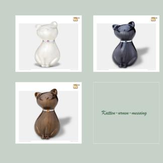 katten dieren urnen urnen